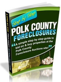 Polk Foreclosure Listing E-book