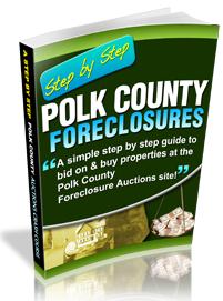 Polk Foreclosure Listing E-book